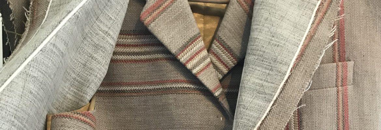 Gentleman's fully tailored waistcoat & jacket